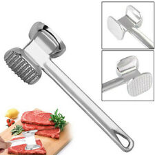 1pc Kitchen Craft Metal Meat Tenderiser Mallet Meat Tenderizer Hammer 19 cm/7.8""