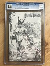 LADY DEATH & THE WOMEN OF CHAOS! GALLERY #1 ==> CGC 9.8 MICRO PREMIUM EDITION