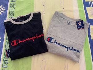 Size 3XLT Men Champion Graphic Logo T-Shirt Short Sleeve Tee 3X Tall