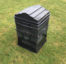 More details for worm city 4 tray wormery composter