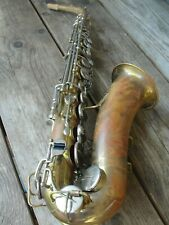 The Martin Indiana Alt Saxophon generalüberholt
