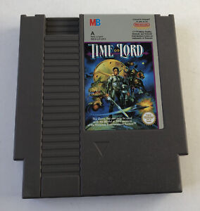 Time Lord Nintendo Entertainment System NES Loose Cartridge Only PAL A UKV