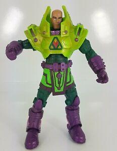 figurine DC DIRECT INFINITE CRISIS 7 Inch figure LEX LUTHOR RARE NO SUPERMAN