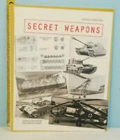 Panzer Grenadier Secret Weapons Avalanche Press 2008 NOS Unpunched