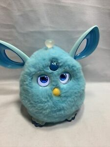 Furby Connect Plush Turquoise Blue Bluetooth Hasbro 2016 Awesome K3