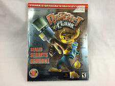 Prima Ratchet And Clank Official Strategy Guide - USED