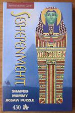 Seshepenmehit Mummy Shaped Jigsaw - 430 pieces - Brand New, Sealed - UK Stock