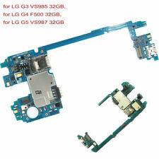 Main Motherboard Replacement Kit for LG G3 VS985/G4 F500/G5 VS987 32GB Unlocked