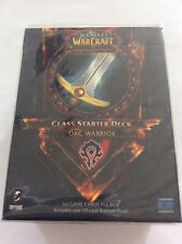 World Of Warcraft TCG Orc Warrior Class Startter Deck