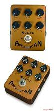 Joyo American Sound Effects Pedal Fender Deluxe Amp Simulator fender 57deluxe