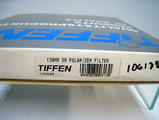 Tiffen 138mm Linear Polarizer Round Filter SR Pol Pola Rotating Filters 138SRPOL