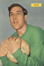 Football photo > Nigel Sims Aston Villa 1950 S