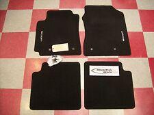 2004-2006 XB CARPET FLOOR MATS BLACK PT206-52051-02 NEW GENUINE SCION ACCESSORY