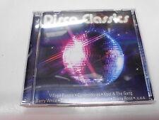 Cd    Disco Classics (32 tracks )- Doppel-CD