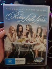 Pretty Little Liars - The Complete Second Season -  DVD  - FREE POST