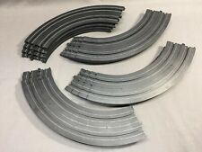 HO Slot Car Track Parts - Life Like Racing Track Pack - Lot Of 16 Curves
