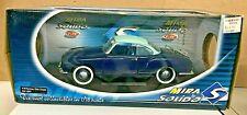 Mira Solido VW  Karman Ghia Coupe 1957 RARE!  Blue 1:18  Diecast Model Car  3078