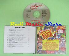 CD MITI DEL ROCK LIVE 21 MONTEREY POP I compilation 1994 MCKENZIE JOPLIN (C31*)