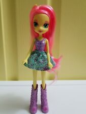 My Little Pony Equestria Girls Doll Fluttershy Brushable Hair