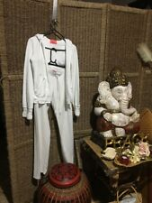juicy couture tracksuit Boho White Lace Size 6