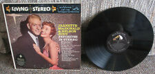 LP RCA Living Stereo LSP-1738 Jeanette MacDonald Nelson Eddy Favorites In Stereo
