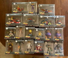 Lotto - iSerie Completa 19 Pezzi Yattaman COMPLETE Collection Action Figure 1-19