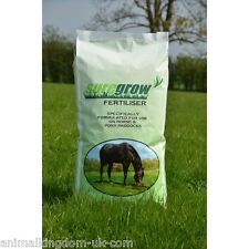 Suregrow Fertiliser For Paddocks & Lawns 20Kg Bag N 11 : P 22 : K0 : SO3 18