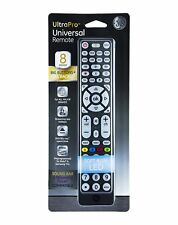 GE Ultra Pro Universal Remote Control 8 Device