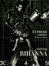 VOGUE ITALIA Magazine September 2009 RIHANNA by STEVEN KLEIN