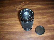 SOLIGOR 70 - 210 mm Zoom Lens for Canon Camera  f/4.5