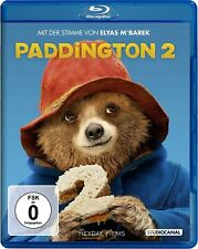 PADDINGTON 2 (Hugh Bonneville, Hugh Grant) Blu-ray Disc NEU+OVP