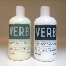 VERB Hydrating Shampoo & Conditioner Duo Set - 12 oz each *** NEW, FRESH!!!