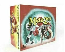 MetaZoo Cryptid Nation 1st Edition Booster Box 36 Packs CONFIRMED **PREORDER**