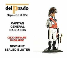 Painted Lead Spanish 1751-1815 1:32 Del Prado Toy Soldiers