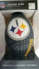 Nfl Pittsburgh Steelers Gridiron Junior Sized Football - New in Box