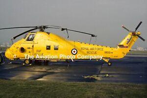 RAF 22 Squadron Westland Wessex HC.2 XR501 (1986) Photograph