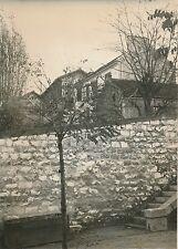 """PARIS 1955 -Utrillo Butte Montmartre Tombe Cimetière """"Maison Lapin Agile""""-PR 804"""