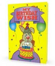 Personalized Children's Book - My Birthday Wish