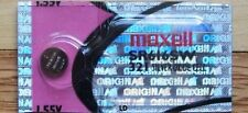 321 MAXELL WATCH BATTERIES SR616SW SR616 S 321 S321 New Authorized Seller