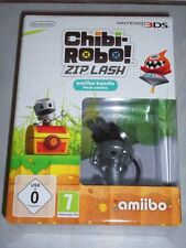 Chibi-Robo!: Zip Lash - Special Edition inkl. amiibo-Spiel - 3DS - Neu / OVP