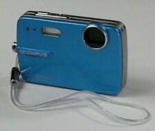 Olympus 550WP 10.0MP Digital Camera - Blue - Waterproof