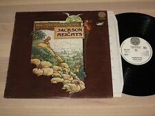 JACKSON HEIGHTS LP - RAGAMUFFINS FOOL / 1972 UK VERTIGO SWIRL PRESS in MINT-