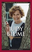 Judy Blume: A Biography: By Kathleen Tracy