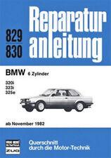 Manual de Reparaciones BMW 320i, 323i, 325e-E 30-Ab Noviembre 1982