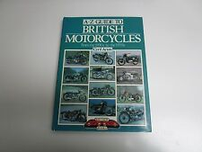 A-Z Guide to British Motorcycles from 1930's to the 1970's (83-115367AE)