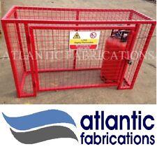 4 x Propane 19kg Gas cylinder storage - Bottle cage 900h x 1400w x 500d