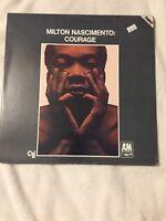 Milton Nascimento:COURAGE, VG+