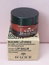 NUXE - Reve De Miel - Honey Lip Balm - Ultra-Nourishing & Repairing - 15g new