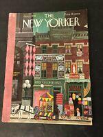 Vtg 1946 June 1  NEW YORKER MAGAZINE
