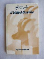 Old Rare Book A Veiled Gazelle Idries Shah Octagon Press 1977 DJ VGC